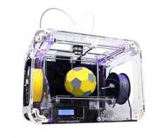 Airwolf 3D HD2x Large 3D Printer with Dual Extruder