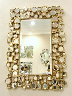 Thatcher Mirror Mirrored Furniture, Mirrors Online, Frame, Wall, House, Home Decor, Mirrors, Homemade Home Decor, Home