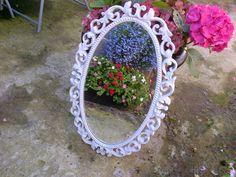 Paris Grey Mirror