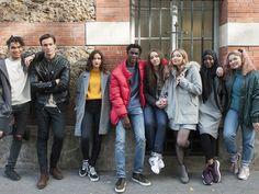 """PHOTOS. Découvrez """"Skam"""", la nouvelle série que les ados vont adorer ! Series Movies, Tv Series, Skam Cast, Skam Aesthetic, Flower Aesthetic, France Outfits, France Tv, Netflix Tv Shows, Beautiful Series"""