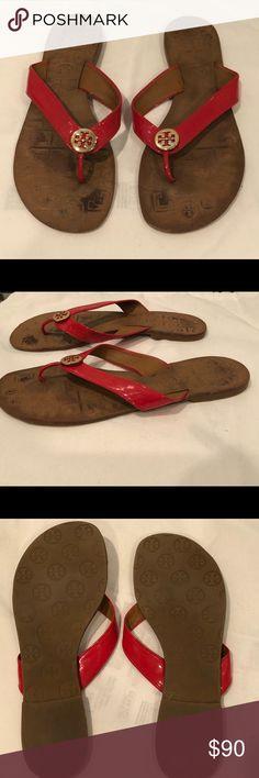 Tory Burch Thora Flat thong sandal