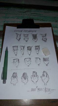 Estudo Personagem