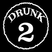 New Custom Screen Printed T-shirt Drunk 2 Beer Humor Small - 4XL