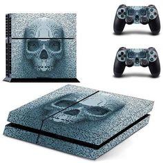 DeadPixel Skin - PS4 Protector