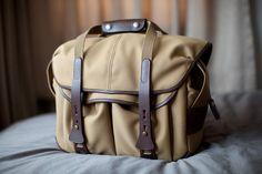 Billingham, My choice for a camera bag ....