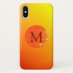 Customizable Colorful Urban Rainbow iPhone Case - cool gift idea unique present special diy