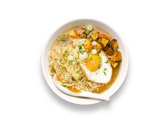 Ramen Noodle Soup Recipe : Food Network Kitchen : Food Network - FoodNetwork.com Try the Italian version as well