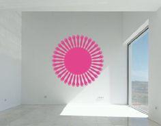 . Vinilos decoración de interiores Cuidamos nuestro Planeta 01483
