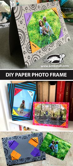 Art For Kids, Crafts For Kids, Arts And Crafts, Diy Paper, Paper Crafts, Bear Crafts, Camping Crafts, Preschool Crafts, Paper Cutting