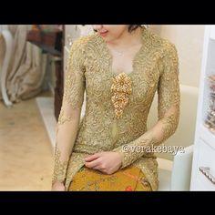 #fitting ...60% #kebaya #wedding #verakebaya