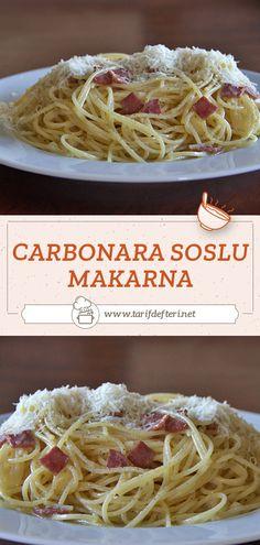 Spaghetti, Pasta, Ethnic Recipes, Food, Ham, Essen, Meals, Yemek, Noodle