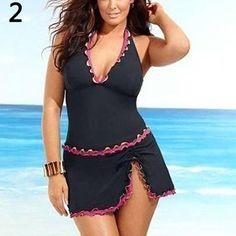 Skirt Style Fashion Swimsuit
