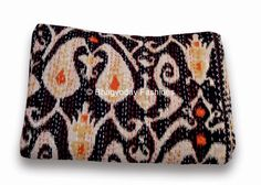 Textile Shop: OFFER ONLY 3 DAY'SCotton Reversible Quilt Ikat Ka...
