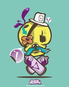 FLYR by Dosis-Memory.deviantart.com on @deviantART