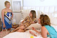 Lu is surprised that Ramona is spilling.... Read more at: http://www.allaboutthetea.com/2014/04/30/real-housewives-of-new-york-recap-unforgivable-debt-episode-8/