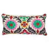 Found it at Wayfair - Santa Maria Desert Flower Throw Pillow