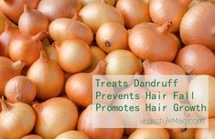 Benefits of Onions for Hair & Scalp | HairstyleMag