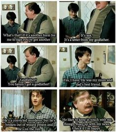 Lol  cheeky Potter