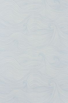 Love this Seascape Wallpaper for a nautical themed boy's nursery.