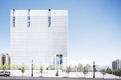United States Courthouse,Salt Lake City,by Thomas Phifer and Partners; Naylor Wentworth Lund