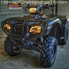 2015 Foreman 500 4x4 ATV Sale At Honda Of Chattanooga. TN / GA / AL Area Honda  PowerSports Dealer Offering Discount Prices Since 1962!
