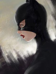 Catwoman by Yneddt on DeviantArt