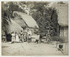 Amerindians in the Essequibo, circa 1900 (fr Andrew Jeffrey's photos)