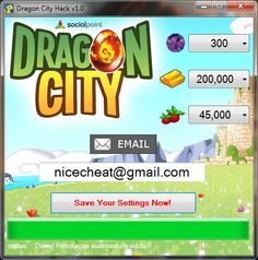 Dragon City Hack - NiceCheat.eu