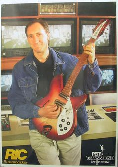 Rickenbacker poster from www.whocollection.com