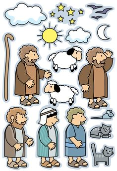 The bible 306385580902104937 - Parable of the Lost Sheep The Good Shepherd printable clip art Source by oumfeute Sunday School Activities, Church Activities, Bible Activities, Sunday School Lessons, Sunday School Crafts, Bible Story Crafts, Bible Stories, Parables Of Jesus, The Lost Sheep