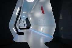 Transportation design, industrial design, engineering, aircraft and space industry, etc. Spaceship Interior, Futuristic Interior, Futuristic Design, Futuristic Architecture, Interior Architecture, Film Inspiration, Interior Design Inspiration, Science Fiction, Spaceship Concept