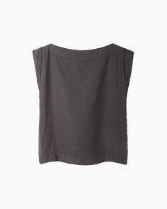 BLACK CRANE | Origami Top | Shop at La Garçonne