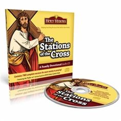 Fabulous Stations of the Cross CD for kids. Order for this Lent!