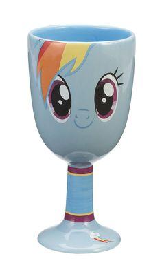 12 Oz. My Little Pony Goblet