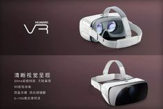 Huawei unveils its own mobile VR headset | TechCrunch