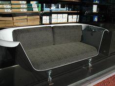 Bath sofa. sillón bañera