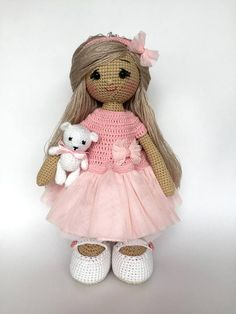Cute doll!