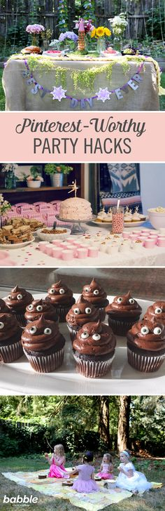 You're not alone in freaking out about hosting a party. Planning the food, decor, and entertainment can seem overwhelming to say the least and let's not even get started on the expense and the disastrous post-party mess. But there are definitely some tips and tricks to make hosting a whole lot easier. Click for some Pinterest-worthy party hacks.
