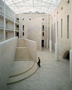 Alberto Campo Baeza, Pedro Albornoz · Public Library in Orihuela · Divisare