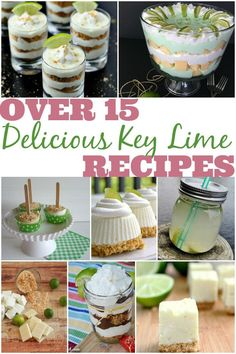 key lime recipes