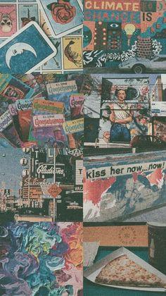 Telefon-Hintergründe - Every Non Tumblr Wallpaper, Wallpaper Pastel, Wallpaper Free, Iphone Background Wallpaper, Aesthetic Pastel Wallpaper, Trendy Wallpaper, Aesthetic Wallpapers, Retro Background, Iphone Background Vintage