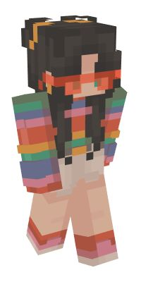 Check out our list of the best EGirl Minecraft skins. Minecraft Skins Girl Hoodie, Minecraft Skins Black, Minecraft Skins Kawaii, Minecraft Skins Female, Minecraft Skins Aesthetic, Minecraft Skins For Girls, Mobs Minecraft, Craft Minecraft, Minecraft Funny