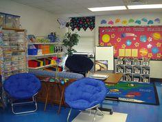 3rd Grade Classroom   So cute and homey!
