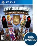 Toy Soldiers: War Chest Hall of Fame Edition - PRE-Owned - PlayStation 4, Multi