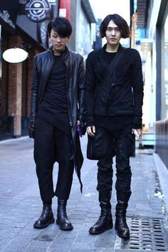 Obscur FW12-13 collection    Rick Owens FW12-13 collection    Julius_7 FW12-13 collection