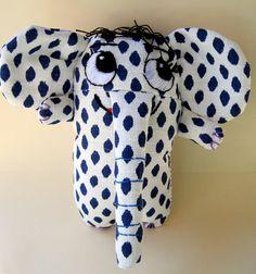 PokaDot Elephant | Flickr - Photo Sharing!