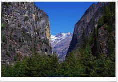 Im dalej pójdziemy, tym lepiej siebie poznamy, czyli nasz trekking dookoła Annapurny - część 1 ...   Życie i podróże Half Dome, Nepal, Trekking, Mountains, Nature, Travel, Naturaleza, Viajes, Destinations