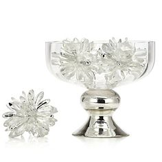 Crystal Flower Sphere | Vase Fillers | Botanicals & Plants | Home Accents | Decor | Z Gallerie