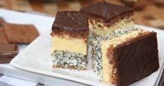 Receptek, és hasznos cikkek oldala: Pompás mákos krémes süti! Édes varázs, amely…