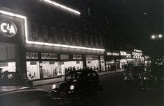 C&A Oxford Street 1955
